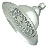 6 inch Bell Showerhead with 60 Water Channels